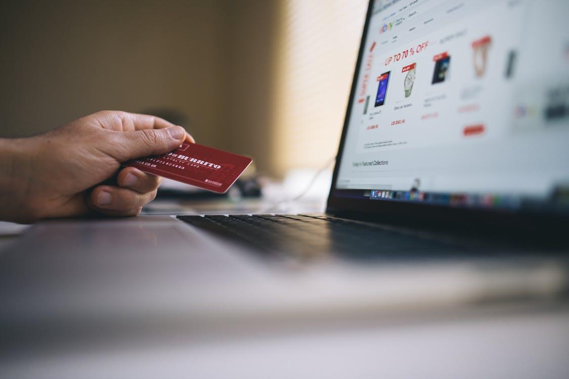 Online køb og pengenød